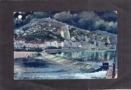 """104103      Francia,   Alais,  Le  Nuit,  Le  Gardon,  L""""Ermitage,  VG  1908 - Alès"""