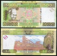 Guinea - 500 Francs 2006 UNC P. 39a Lemberg-Zp - Guinea