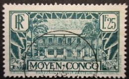 CONGO N°128A Oblitéré - Gebraucht