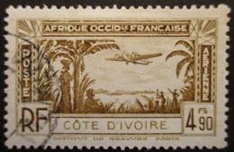 COTE D'IVOIRE Poste Aérienne N°4 Oblitéré - Gebraucht