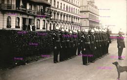 FOLKESTONE REAL PHOTO MARINE PARADE With Soldiers - Folkestone