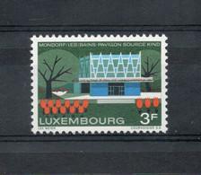 Lussemburgo - 1968 - Stabilimento Termale Di Mondorf Les Bains - Nuovo ** - (FDC31970) - Thermalisme
