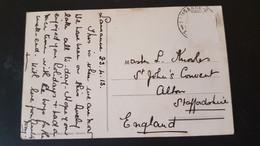 Lausanne - Sent To Alton England - Sin Clasificación