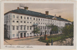 AK Mannheim, Nationaltheater 1923 - Mannheim
