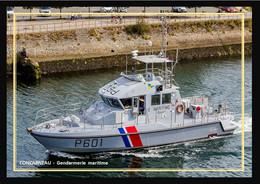 29  CONCARNEAU  ...  Gendarmerie  Maritime - Concarneau