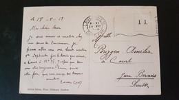 Lausanne - Sent To Court Jura Bernois - Sin Clasificación