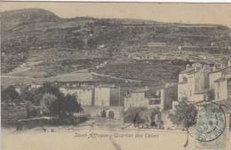 SAINT-AFFRIQUE (Aveyron): Quartier Des Cazes - Saint Affrique