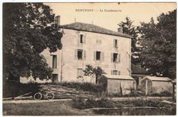 Montpont / La Gendarmerie / Etat - Andere Gemeenten