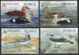 Norwegen Norway 2015. Mi.Nr. 1893-1896, Used O - Usati