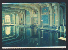 Italia Carte Trading Card California San Simeon Roman Pool Under Tennis Courts Piscina Piscine SCD00133 - Other