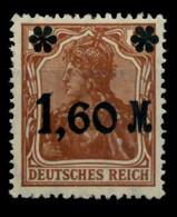 D-REICH INFLA Nr 154Ia Postfrisch X71DF12 - Nuevos