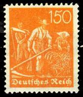 D-REICH INFLA Nr 169 Postfrisch S263C56 - Nuevos