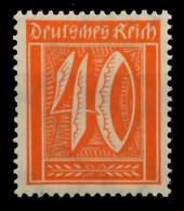 D-REICH INFLA Nr 182 Postfrisch X721E46 - Nuevos