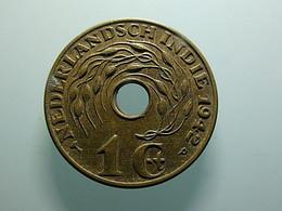 Netherlands East Indies 1 Cent 1942 P - Indes Néerlandaises