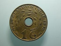 Netherlands East Indies 1 Cent 1938 - Indes Néerlandaises
