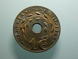 Netherlands East Indies 1 Cent 1945 D - Indes Néerlandaises