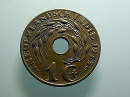Netherlands East Indies 1 Cent 1945 S - Indes Néerlandaises