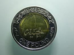 Egypt 1 Pound 2008 - Egypte