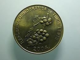 Timor-Leste 50 Centavos 2004 - Timor