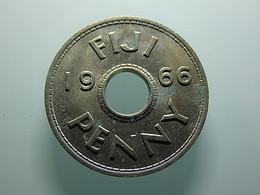 Fiji 1 Penny 1966 - Fidji