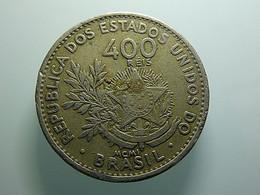 Brazil 400 Reis 1901 - Brésil