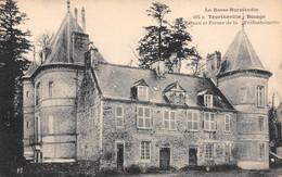 50 - TEURTHEVILLE-BOCAGE - Château Et Ferme De La Préfontainerie - Altri Comuni