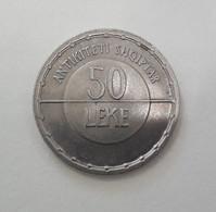 ALBANIA  50 Lekë 2003 Albanian Antiquity AUNC Commemorative COIN LOW  Mintage 200K - Albanie