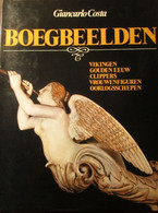 Boegbeelden - Door G. Costa - Vikingen - Gouden Eeuw - Clippers - Vrouwenfiguren - Oorlogsschepen - 1980 - History
