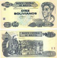 Bolivia 10 Bolivianos 1986 (2015) UNC - Bolivia