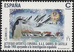 ANTARCTIQUE - ESPAGNE 2017 Gabriel De Castilla, Penguin - Yv. 4833 ** - Unclassified