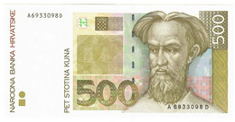 Croatia 500 Kuna 1993 UNC - Croatia