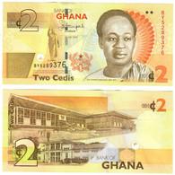 Ghana 2 Cedis 2015 UNC - Ghana
