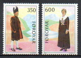 Féroé 178 Et 179** - Färöer Inseln