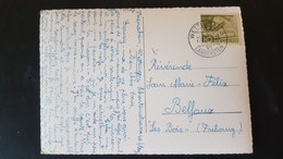 Switzerland - Used In Wettingen - Sent To Belfaux Fribourg - Used Stamps
