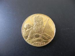 Medal Österreich Austria - Leopoldus Austriae Patronus - 1963 - Bronce - Unclassified