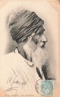 Algérie Alger Juif Indigene Judaica Cpa - Algiers