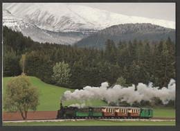 Postkarte Österreich Taurachbahn Salzburg - Trains