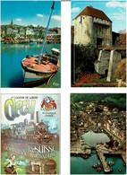 14 / CALVADOS / Lot De 775 C.P.M. écrites - 500 Postcards Min.
