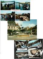 01 / AIN / Lot De 89 C.P.M. écrites - 5 - 99 Cartoline