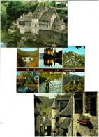 19 / CORREZE / Lot De 90 C.P.M. écrites - 5 - 99 Postcards