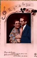 Lot De 4 CPSM Il Y A De La Joie - Couples