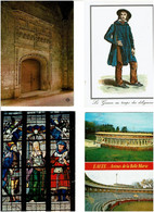 32 / GERS / Lot De 90 C.P.M. écrites - 5 - 99 Postcards