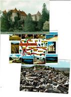 58 / NIEVRE / Lot De 90 C.P.M. écrites - 5 - 99 Postcards