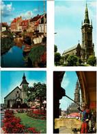 62 / PAS DE CALAIS / Lot De 90 C.P.M. écrites - 5 - 99 Postcards