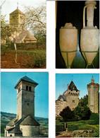 71 / SAÔNE & LOIRE / Lot De 90 C.P.M. écrites - 5 - 99 Postcards