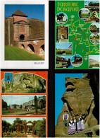 90 / BELFORT / Lot De 70 C.P.M. écrites - 5 - 99 Postcards