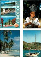 971 / GUADELOUPE / Lot De 45 C.P.M. écrites - 5 - 99 Postcards