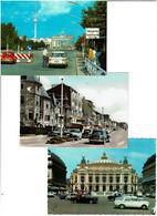 AUTOMOBILES / Lot De 90 C.P.M. écrites - 5 - 99 Postcards