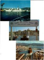 BATEAUX / Lot De 50 C.P.M. écrites - 5 - 99 Postcards