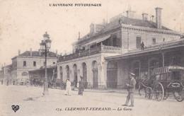 Clermont Ferrand  La Gare - Clermont Ferrand